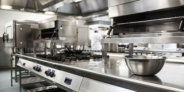 Commercial Gas Catering